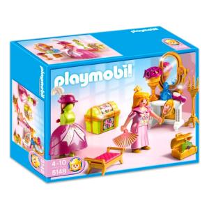 Playmobil Királyi öltöző - 5148