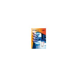 Etikett címke pd 105x35 szegéllyel 1600 db/doboz