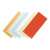 DONAU Karton elválasztó csík vegyes színek