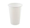 Propack Műanyag fehér pohár 3 dl tányér és evőeszköz