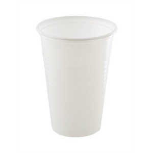 Propack Műanyag fehér pohár 3 dl
