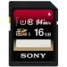 Sony SDHC 16GB Expert UHS-I Class 10
