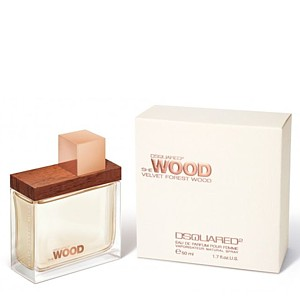 Dsquared2 She Velvet Forest Wood EDP 30 ml