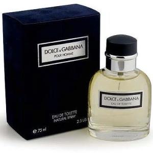 Dolce & Gabbana Pour Homme EDT 75 ml