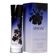 Giorgio Armani Code EDP 30 ml parfüm és kölni