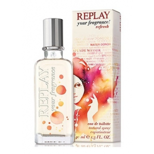 Replay Your Fragrance! Refresh EDT 40 ml