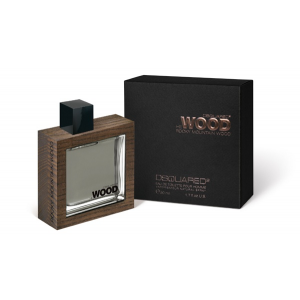 Dsquared He Wood Rocky Mountain Wood EDT 50 ml
