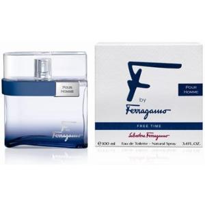 Salvatore Ferragamo F by Ferragamo Free Time EDT 50 ml
