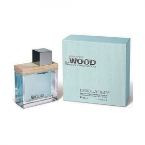 Dsquared She Wood Crystal Creek Wood EDP 50 ml