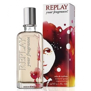Replay Your Fragrance! for her EDT 40 ml