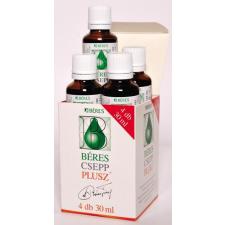 Béres Csepp Plusz 4x30ml táplálékkiegészítő