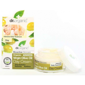 Dr. Organic Dr.Organic Bio Oliva nappali arckrém 50ml
