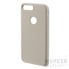 4smarts Cupertino Apple iPhone 7 Plus szilikon hátlap tok, fehér