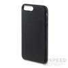 4smarts Cupertino Apple iPhone 7 Plus szilikon hátlap tok, fekete