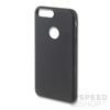 4smarts Cupertino Apple iPhone 7 szilikon hátlap tok, szürke