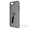 4smarts Loop-Guard Apple iPhone 8 Plus/7 Plus hátlap tok ujjpánttal, fekete