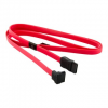 4world HDD Cable ; SATA 3 ; SATA to Right Angle SATA ; 90cm