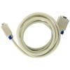 4world Monitor hosszabító kábel VGA D-Sub15 M / F 3m