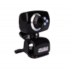 4world Webkamera 2 Mpx USB 2.0  LED világítással + mikrofon  Univerzális