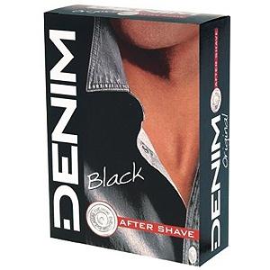 Denim Black After shave 100 ml férfi
