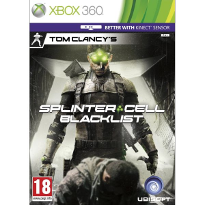 Tom Clancy's Splinter Cell: Blacklist - XBOX 360