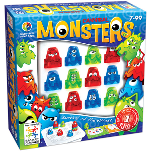 Smart Games Cannibal Monsters