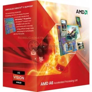 AMD A-Series A6-3500