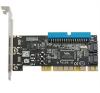 SPEEDDRAGON 1 db U-ATA + 2 db  SATA portos Raid funkciós PCI kártya vezérlőkártya