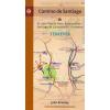John Brierley Camino de Santiago térképek