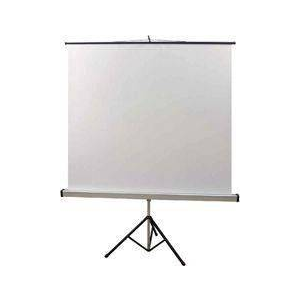 ADEO Matt fehér vetítővászon 155x155 cm