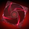 Xilence COO-XPF120.TR Fan 120mm vörös LED
