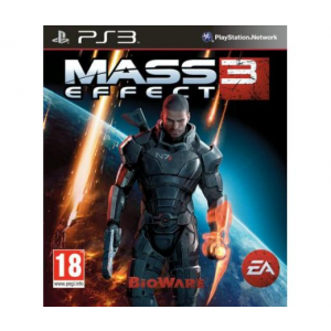 Electronic Arts Mass Effect 3 PS3