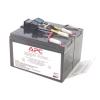 APC RBC48 csere akkumulátor APC tápegységhez