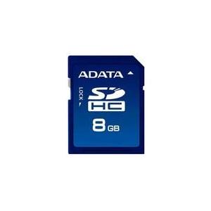 A-Data 8GB SDHC Class 4