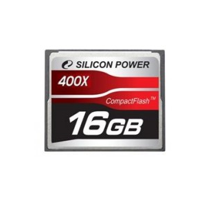 Silicon Power 16GB Compact Flash 400x