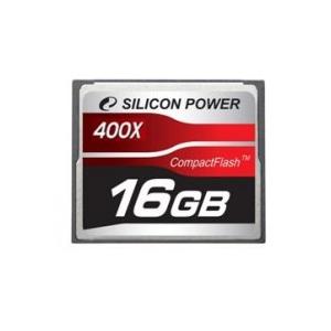 Silicon Power 16GB Compact Flash 400x