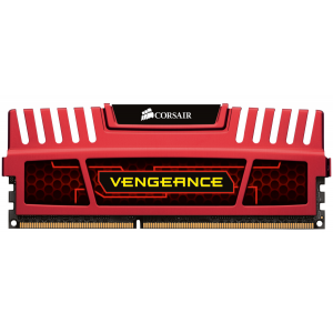 Corsair 8GB DDR3 1866MHz Kit2 Vengeance Red