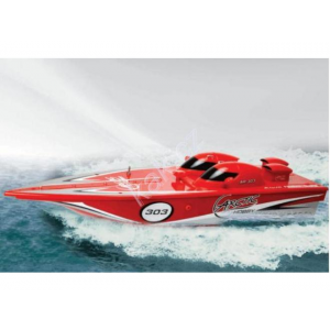 Arctic AR303 Sea knight Remote Controlled Boat + Charger + Controller