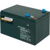 Conrad energy Karbantartásmentes ólomakkumulátorok, vlies-technológiával Conrad energy 12 Ah, 6,35 mm laposérintkezős dugó, ólom-vlié, 12 V, 12 V, 12 Ah