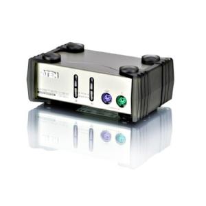 ATEN KVM Switch 2PC USB DVI +kábel CS-682