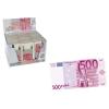 500 Euro-s szalvéta