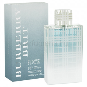Burberry Brit Men Summer 2012 EDT 100 ml
