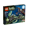 LEGO Monster Fighters - A kísértetvonat 9467