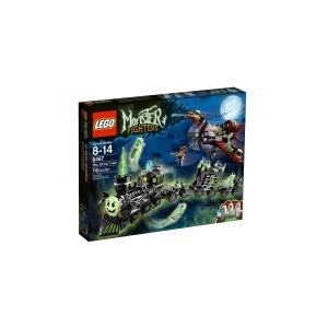 LEGO Monster Fighters - A kísértetvonat 9467