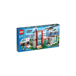 LEGO City - Mentőhelikopter 4429