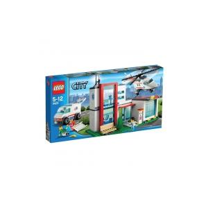 LEGO City - Mentőhelikopter 4429