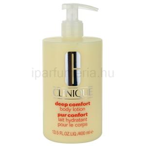 Clinique Deep Comfort testápoló tej