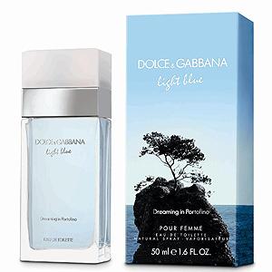 Dolce & Gabbana Light Blue Dreaming in Portofino EDT 50 ml