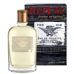 Replay Jeans Original! For Him EDT 50 ml