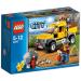LEGO City - 4x4 bányász munkagép 4200